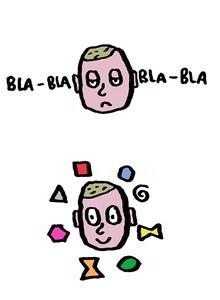 Visual thinking palabras a dibujos