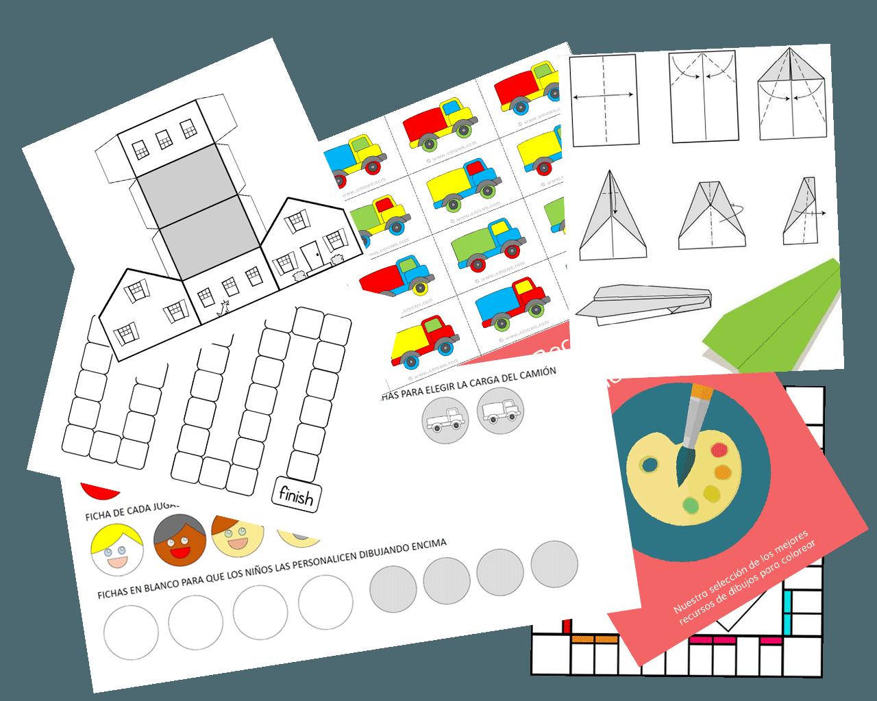 Kit iniciación para estimular jugando a tus hijos | emowe: aprendizaje