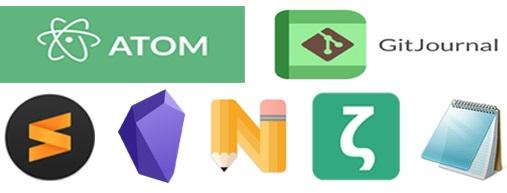 Apps para tomar apuntes 2021 que soportan texto plano