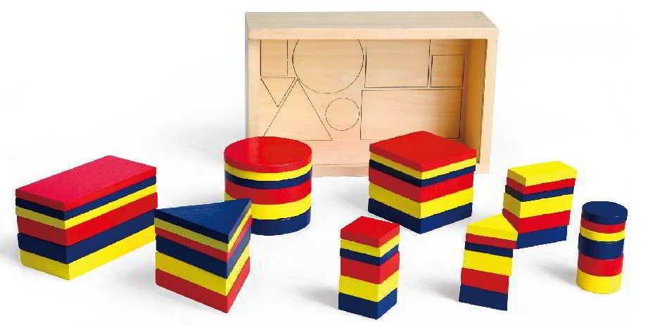 Juegos Con Bloques Lógicos Para Niños Emowe Aprendizaje