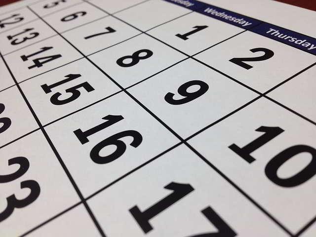 calcular día de la semana