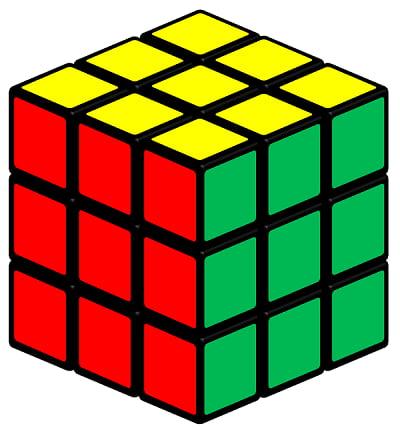 Cubo de Rubik fácil y rápido
