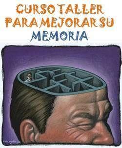 Curso taller para mejorar memoria