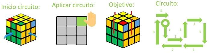 Cómo resolver cubo Rubik paso a paso - Fase 5